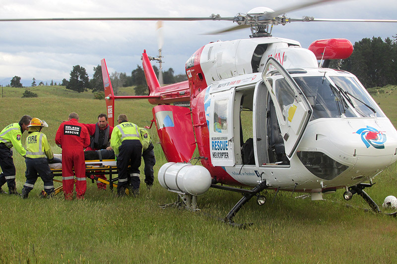 Who we are - Nelson Marlborough Rescue Helicopter Trust