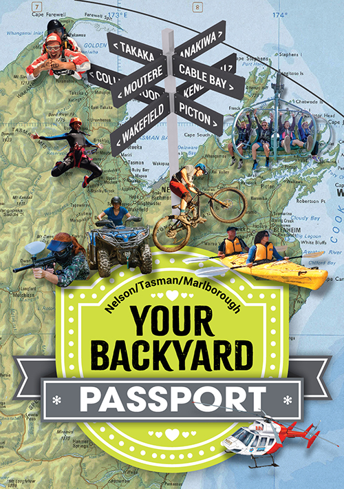 Backyard Passport
